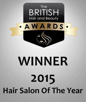 The British Hair and Beauty Awards Winner 2015
